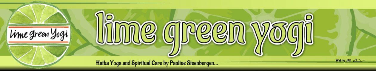 Lime Green Yogi